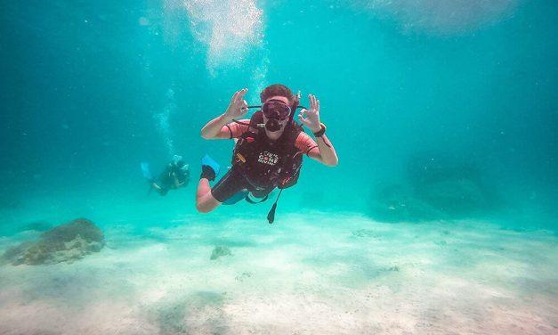 Je PADI duikbrevet halen op Bali; je krijgt er een nieuwe hobby bij!