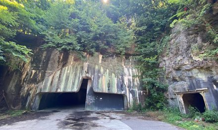 Even anders: de verlaten ondergrondse luchtmachtbasis van Željava